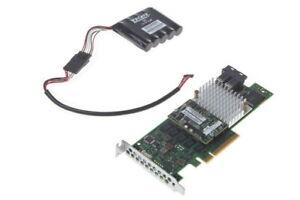Fujitsu EP400i 8-Port 12G SAS/SATA RAID Controller + 1GB Cache Modul & BBU