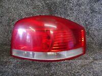 AUDI A3 SPORT 2003-2005 3 DOOR DRIVER SIDE REAR LIGHT O/S/R
