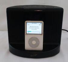 iLive Clock Radio Docking System for iPod Model# IC600B Works Great!!!