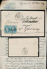 Numeral Cancellation Postal History European Stamps
