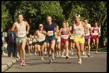 206059 Montreal Marathon A4 Photo Print