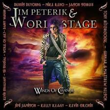 CD ** jim Peterik-Winds of Change ** top!
