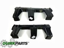 TOWN & COUNTRY GRAND CARAVAN FRONT L/H R/H FENDER CENTER MOUNTING BRACKETS MOPAR