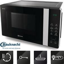 Bauknecht 20 Liter Mikrowelle Technologie ohne Drehteller Microwelle Microwave
