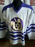 Cleveland Crusaders vintage WHA jersey