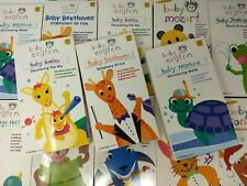 Complete your Series: BABY EINSTEIN VHS build a lot: Disney/ FHE/ CHOOSE TITLES