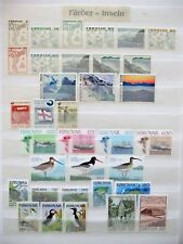 Faröer Inseln schöne Sammlung postfrisch** - Europe Faroe Islands Collection MNH
