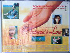Cinema Poster: ANTONIA'S LINE 1996 (Quad) Willeke van Ammelrooy Jan Decleir