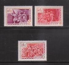 RUSSIA 1969 sc 3568-70   BYELORUSSIAN SOVIET REPUB 50 TH ANNIV.    MNH  # 697