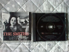 SMITHS - BEST... - CD 1992 EX+/EX++ morrissey new wave 14 songs post punk CURE
