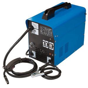 Draper 230V Gas/Gasless Turbo MIG Welder (130A) -No. 71091