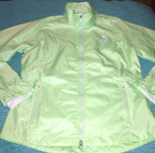 Womens Zero Restriction Golf Green Vented Jacket Size Large