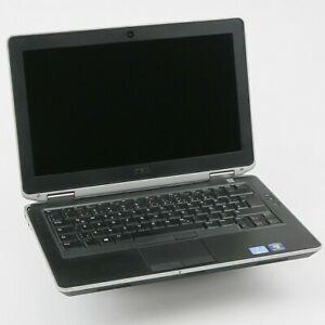 """13,3"""" Dell Latitude E6330 i5 3340M 2,7GHz 4GB 320GB DVDRW Webcam klebrig B-Ware"""