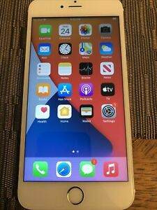"(NEW) APPLE iPHONE 6s PLUS 5.5"" 128GB GOLD USA GSM FACTORY UNLOCKED iOS 14.4"
