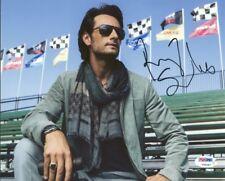 Rodrigo Santoro Focus Signed Authentic 8X10 Photo Autographed PSA/DNA #Y99282