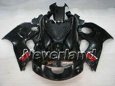 Fairing Kit for 1996-1999 Suzuki GSXR 600/750 97 98 99 Bodywork Mold ABS#Black