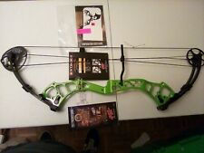 New in Box Pse stinger extreme compound bow lime green
