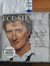The Great American Songbook, CD de Rod Stewart