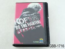 Complete The King of Fighters 2002 AES Neo Geo Japanese Import SNK US Seller B