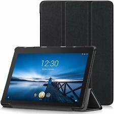For Lenovo TAB E10 Case Premium Smart Book Stand Cover (TB-X104F)