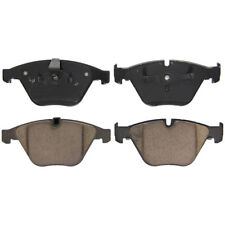 Disc Brake Pad Set-Coupe Front Federated D918C