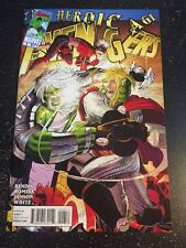 Avengers#6 Incredible Condition 9.4(2010) Ultron, Romita.jr Art, Wow!!