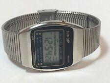 Vintage Sundip Quartz Alarm Chronograph  Digital (SUN-506)