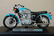 Triumph WELLY Diecast Motorcycles & ATVs