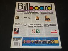 2001 JULY 14 BILLBOARD MAGAZINE - GREAT VINTAGE MUSIC ADS & CHARTS - O 8033