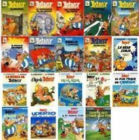 Bundle Collection of Tintin Adventures & Asterix PDF In ENGLISH 57 books Digital
