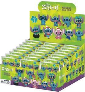 Disney Lilo and Stitch 3 3D Foam Figural Key Ring *Mystery Blind Bag*  Random 1x