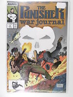 THE PUNISHER WAR JOURNAL Vol.1 #  4 ( Marvel, US Comic )