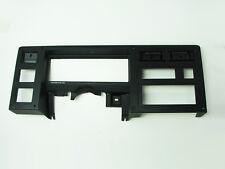 87-96 Dodge Dakota Speedometer Instrument Cluster Bezel Black