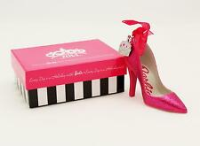 2014 Carlton Limited American Greetings Barbie Convention Shoe Ornament AXOR123F