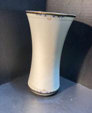Vintage Royal Doulton Bone China Royal Doulton Rhodes Pattern Vase H-5099
