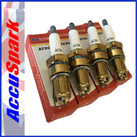 AccuSpark AC9C Triple Strike Performance Spark Plugs for  MGB ,replace N9YC BP6E