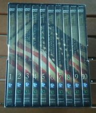The American Heritage Series DVD New Sealed 10-Disc Set w/ David Barton Box Wear