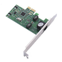 1000Mbps PCI-E Network Card Adapter Gigabit Ethernet PCI Express NIC RTL8111C