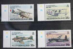 Ascension 602-605 ** postfrisch Flugzeuge #WW186