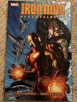 Iron Man Hypervelocity TPB Trade Paperback 1st Print 2007 Marvel