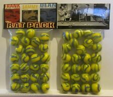 2 Bags Of The Rat Pack Frank Sammy & Dean Promo Marbles