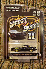 GREENLIGHT HOLLYWOOD SMOKEY & THE BANDIT II 1980 PONTIAC T/A