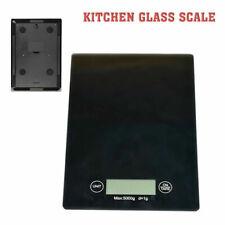 Digitale Digitalwaage Küchenwaage Haushaltswaage Feinwage Grammwaage 5kg / 1g DE