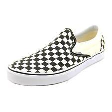 VANS Classic Slip On Checkerboard Sneaker Schwarz/altweiß Eu39