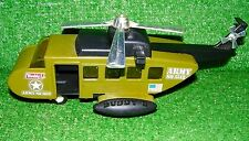 Vintage Buddy L Army Helicopter Toy SQ 5142 Japan 1970s Rare