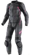 Women/Ladies Motorcycle Leather 2Piece Riding Suit-Motorbike Racing Suit MotoGp