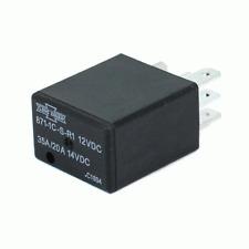 Song Chuan 35A 12VDC SPDT Micro Relay w/ Resistor 871-1C-S-R1-12VDC
