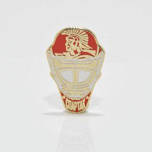 "KHL Spartak Moscow ""Mask"" pin, badge, lapel, hockey"