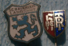 Boxclub S.C Bavaria Bayern Landshut Box Boxing Club Pin Badge Bch Tr Sport Club