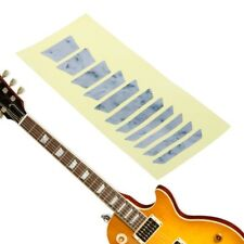 Electric Acoustic Guitar Inlay Sticker Fretboard Markers/Picks/Capos